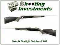 Sako 75 Finnlight Stainless Fluted hard to find 25-06