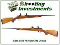 Sako L579 Forester Deluxe in 243 Winchester