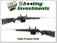 Stiller Predator custom 30-06 as new