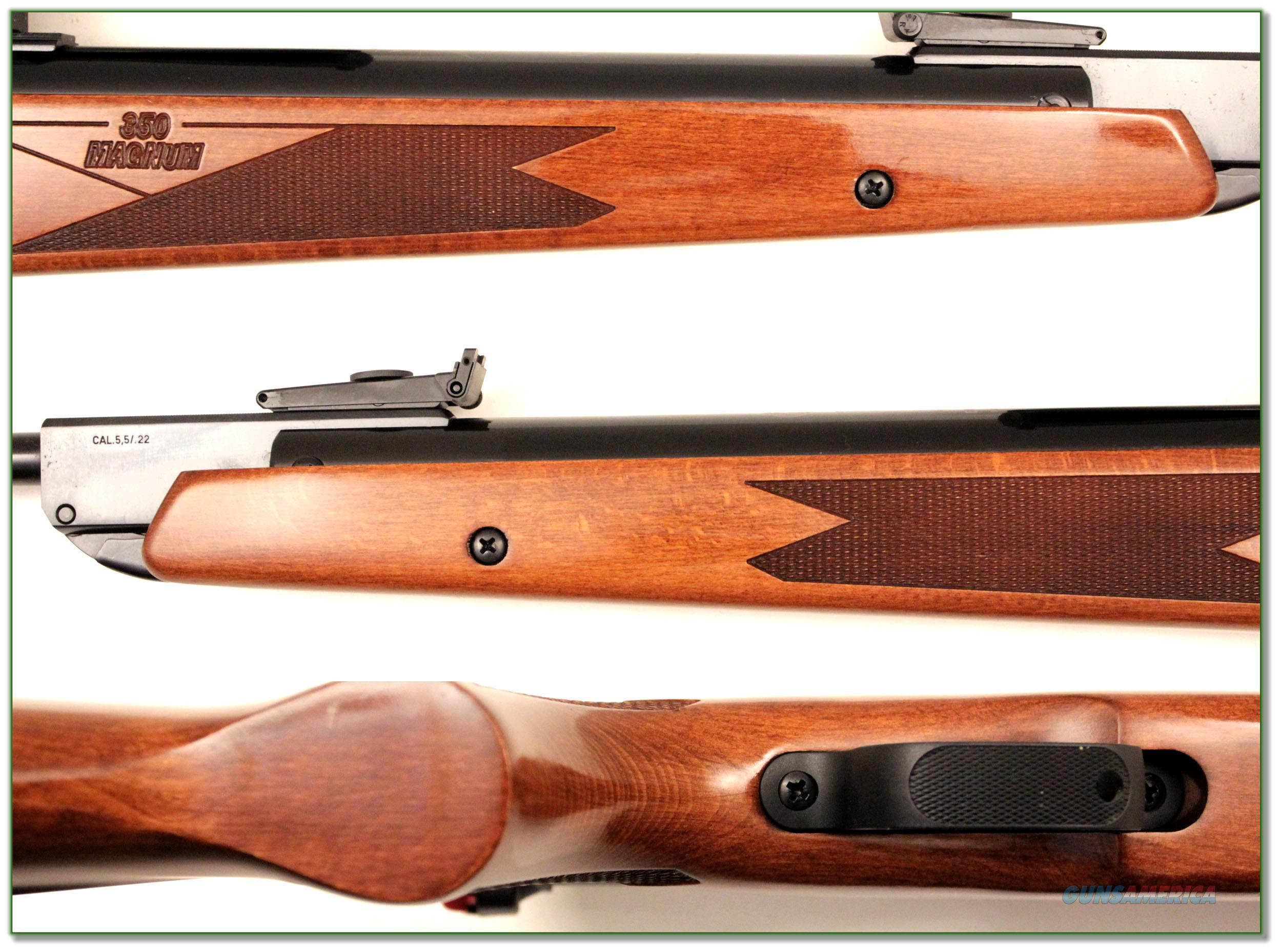 Magnum Insurance Near Me >> Diana RWS 350 Magnum, .177 for sale