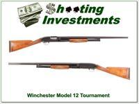 Winchester Model 12 1924 Tournament 12 gauge!