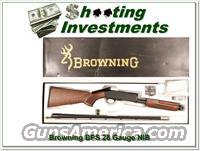 Browning BPS 28 Gauge NIB hard to find