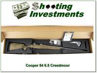 Cooper Model 54 Excalibur 6.5 Creedmoor ANIB
