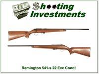 Remington 541-S 22 Short or LR Exc Cond!
