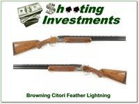 Browning Citori Feather Lightning 12 Ga 3in 26in