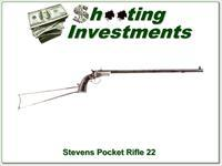 Stevens Pocket Rifle 22