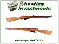 Russian Mosin-Nagant M-44 in 7.62x54 as new all matching