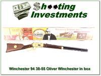 Winchester 94 38-55 Oliver Winchester unfired in box
