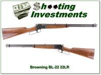 Browning BL-22 22LR Lever Action