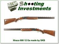 Ithaca Model 500 SKB 12 Gauge Nice Wood!