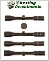Weatherby Supreme 3-9x Scope Exc Condition!