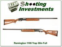 Remington 1100 Trap 30in Vent Rib