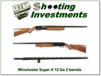 Winchester Super X 12 Ga Trap and Skeet barrels Exc Cond!