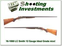 LC Smith Ideal Grade 12 Gauge 30in very nice!