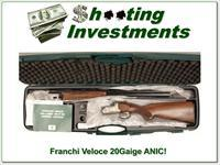 Franchi Veloce 20 Gauge as new in case!