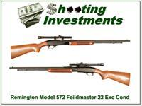 Remington Fieldmaster 572 22 Pump Nice!