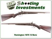 Remington 1875 12 bore Lifter