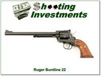 Ruger Single Six Buntline 22 LR and 22 Magnum Cylinders!