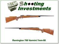Remington 700 Varmint Special RARE 7mm-08!