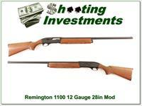 Remington 1100 12 Gauge 28in Modified Exc cond!