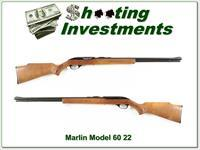 Marlin Glenfield model 60 22lr Squirrel JM