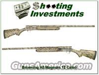 Browning A5 Magnum 12 Camo 32in Full
