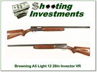 Browning A5 Light 12 28in Invector VR!