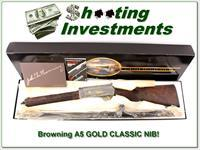Browning A5 Gold Classic unassembled exceptional wood!!!