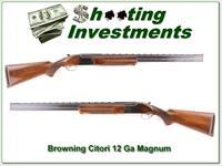 Browning Citori early 1974 Mag 12 28in F & M