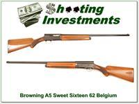 Browning A5 Sweet Sixteen 62 Belgium 28in Mod