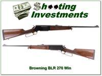 Browning BLR Model 81 270 Win
