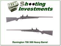"Remington 700 308 Win Police 26"" Heavy BBL"