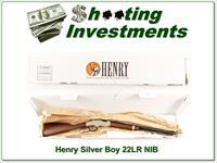 Henry Big Boy 30-30 NIB XX Wood Serial Number 58!