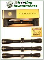Leupold VX-2 3-9 X 40 Gloss as new in box!