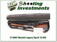 Benelli Legacy Sport 12 Gauge 28in NIC
