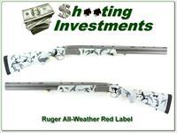 Ruger Red Label All-Weather Stainless 12 Gauge