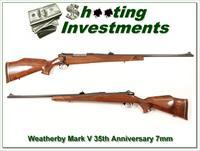 Weatherby Mark V Deluxe 7mm Wthy Mag