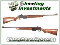 Browning BAR 338 Winchester Magnum Exc Cond