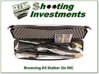 Browning A5 Stalker as new 30in in case