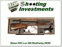 Blaser R93 Model 93 Luxus 300 Weatherby NIB!