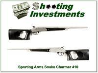 Sporting Arms Snake Charmer II .410 Ga Bore Single Shot Shotgun