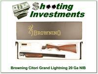 Citori Lightning 20 Gauge 26in ANIB!