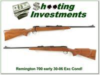Early Remington 700 ADL 30-06 Pressed Checkering Exc Cond!