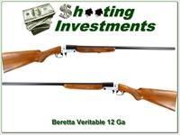 Beretta Veritable rare single shot 16 gauge Exc Cond