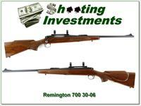 Remington 700 ADL 30-06 made in 1967