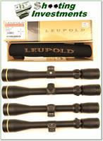 Leupold VX-III 4.5-14 CDS Matt Duplex New!