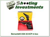 Bernardelli Model 60 in 7.62 320 ACP in box