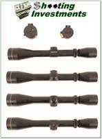 Leupold 3-9 X 40 matt as new with covers