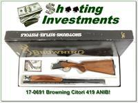 Browning Citori 410 looks new!