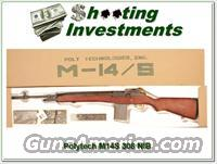 Polytech M14s new, unfired in box with all accessories!